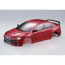 Carrosserie peinte Mitsubishi Lancer  Evolution X rouge oxide