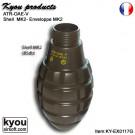 Enveloppe MK2 pour grenade Kyou CO²