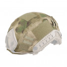 Couvre casque camo tactical