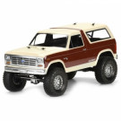 Carrosserie transp. PROLINE FORD BRONCO 1981 313mm pour crawler