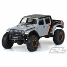 Carrosserie Transparente Jeep Gladiator 313mm pour crawler