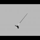 Axe d'hélice avec hélice pour Volantex VECTOR SR 48