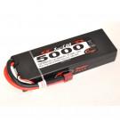 Batterie Li-Po 7.4v 5000mah 30C Hardcase