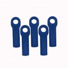 Embout de biellette long bleu RMP