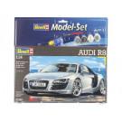 Maquette de Audi R8 Model Set
