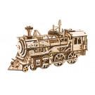 Puzzle mécanique bois Locomotive Robotime