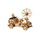 Puzzle mécanique bois Véhicule lunaire Robotime