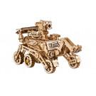Puzzle mécanique bois robot Curiosity Robotime