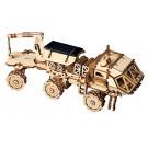 Puzzle mécanique bois Véhicule d'exploration Hermes Robotime