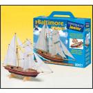 Maquette de bateau Baltimore Clipper Junior
