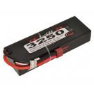 Batterie Li-Po 7.4v 3250mah 25C Hardcase