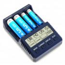 Chargeur et analyseur SkyRC NC1500 pour 4 éléments NiMH AA/AAA