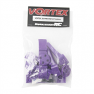 Kit custom Violet pour Vortex 250 PRO Immersion RC