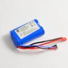 Batterie Li-ion 7.4V 850mAH 15C pour Volantex Firstar/Vector 40