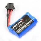 Batterie Li-Po 7.4v 360mah  pour Bateaux Volantex vector 28 / Tumbler / Claymore