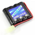 Batterie NIMH 4.8V 2000mah prise mini Tamiya