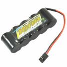 Batterie RX NIMH 6V 1600Mah prise JR