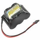 Batterie RX 1600mAh NIMH Hump prise jr