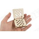 Puzzle mécanique bois Casse tête serpent