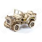 Puzzle mécanique bois Jeep 4X4