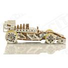Puzzle mécanique bois Formule 1