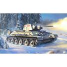 Maquette de char T-34/76 1943 Uralmash 1/35