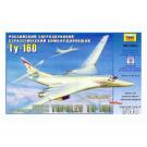 Maquette d'avion Tupolev Tu-160 1/144