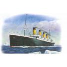 Maquette de bateau R.M.S Titanic 1/700 Zvezda